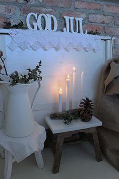 NORWAY: Norwegian Christmas decor on the third Sunday of Advent. Norway Christmas, Norwegian Christmas, Scandinavian Christmas, Winter Christmas, Christmas Home, Merry Christmas, Xmas, Christmas 2019, Yule
