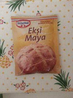 Sedoş'un: Evde Ekşi Maya Ekmeği Yaptım :) / Dr Oetker Ekşi M...