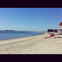 Compo Beach, Westport, CT