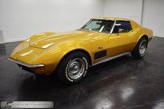 1971 Chevrolet Corvette 350 4bbl/4 speed