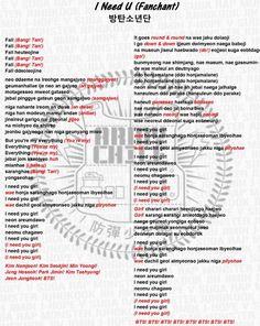 Bts Song Lyrics, Bts Lyrics Quotes, Army Wallpaper, Bts Wallpaper, Need You Lyrics, I Need U Bts, Suga Rap, Bts Concert, Bts Playlist
