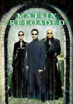 Matrix Reloaded, The (Widescreen) on DVD from Warner Bros. Directed by Andy Wachowski and Larry Wachowski. Staring Carrie-Anne Moss, Keanu Reeves and Laurence Fishburne. More Action, Cult Film / TV and Killer Technology DVDs available @ DVD Empire. Sci Fi Movies, Hd Movies, Movies To Watch, Movies Online, Movies And Tv Shows, Movie Tv, Movie Sequels, Foreign Movies, Indie Movies