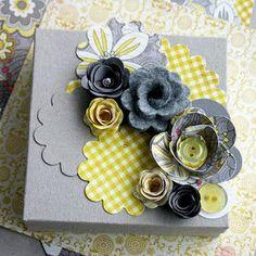 nice flower box