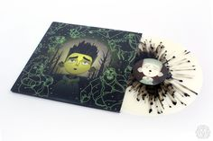 Paranorman Disc Record Store Day Splatter