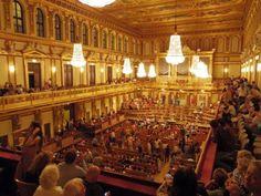 Vienna Austria, Concert Hall, Travelogue, Dream Life, Nice View, Dolores Park, Australia, Classic, Music