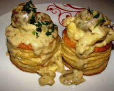 French Cooking Recipes, Cooking Recipes For Dinner, Vegetarian Cooking, Easy Cooking, Vol Au Vent, Ramadan Recipes, Healthy Eating Tips, French Food, How To Cook Pasta