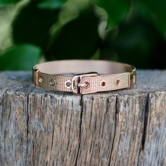 RC Mini Mesh Bracelet Rose Gold (ships after 9/20) – Rustic Cuff