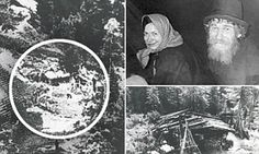 Lykov family: Incredible tale of the Russian family cut off from all human contact for 40 years | Daily Mail Online