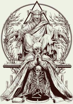 "madness-and-gods: "" By Rafal Wechterowicz """