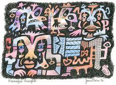 ART & ARTISTS: Jim Flora - part 3