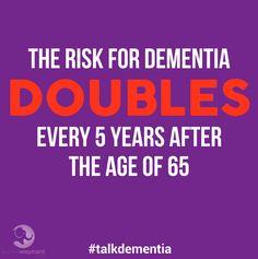 Alzheimer's Facts #endalz #alzheimer #alzheimers #caregiver #caregiving #dementia #memory #forget #love #purpleelephant #talkdementia #facts #figures