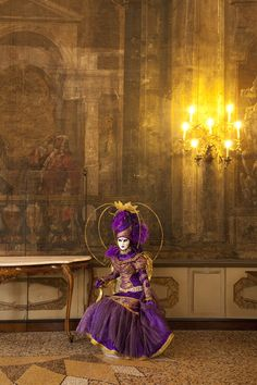 Carnival, Venice It's kind of creepy/cool and definitely on my bucket list!