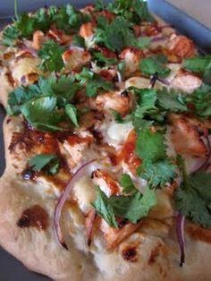 CPK California Pizza Kitchen BBQ Chicken Recipe