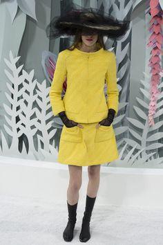 Chanel, Весна-лето 2015, Couture, Париж