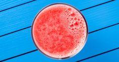 Grapefruit, lemon and watermelon appetite suppressant smoothie recipe - Trend Cocktail Recipes 2019 Healthy Smoothies, Healthy Drinks, Smoothie Recipes, Healthy Recipes, Healthy Eating Tips, Clean Eating Snacks, Alcohol Diet, Drinks Alcohol, Cranberry Smoothie