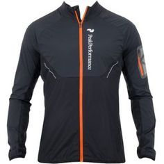 Peak Performance Focals Running Jacket Black Available at Sport Outfits, Casual Outfits, Moda Men, Running Jacket, Golf Outfit, Outdoor Outfit, Athletic Wear, Sports Shirts, Sport Fashion