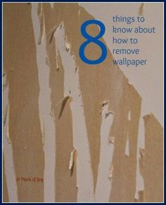 10 Removing Old Wallpaper Glue Ideas Old Wallpaper Removing Old Wallpaper Removable Wallpaper