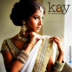 Having a blouse for all sarees especially during weddings will save you a lot of trouble. A gold blouse is a must as it goes well with any saree! http://www.kayfashions.in/#!/ #fashion #indian #weddings #bridal #lehenga #ghagra #anarkali #salwar #designer #ethnic #boutique #chennai #shopping #triplicane #dress #clothes #traditional #saree #sari #silksaree