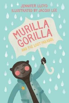 ER LLO. Detective Murilla Gorilla helps Parrot search for a parasol that has gone missing from his parasol stand.