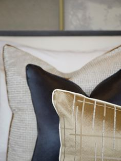 At Accouter Design, we strive for the impossible: to exceed the expectations of the trendsetters, tastemakers and industry leaders who set the benchmark for luxury living & interior design. Luxury Cushions, Gold Cushions, Upholstery Cushions, Cushion Fabric, Scatter Cushions, Throw Pillows, Luxury Interior Design, Interior Styling, Classy Living Room
