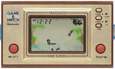 Nostalgia Manila - cartoons, tv shows, videos, retro pop culture: Game & Watch! The Original Pocket Video Game 1970s Childhood, My Childhood Memories, Childhood Toys, Sweet Memories, Vintage Games, Vintage Toys, Retro Games, Parachute Games, Pocket Game