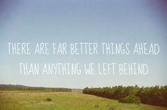 Far Better Things (C S Lewis)