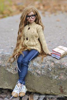 Четыре образа MiniFee Celine / BJD - шарнирные куклы БЖД / Бэйбики. Куклы фото. Одежда для кукол