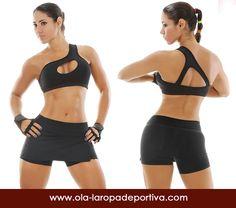 http://www.ola-laropadeportiva.com/shorts-y-faldas/47-conjunto-falda-short-top.html  Conjunto deportivo/ falda short y top asimetrico. Referencia: 601  Diseñamos un estilo de vida a través de la Moda y el Deporte....OLA-LA ropa deportiva!  #Felizfindesemana #Deporte #Colombia
