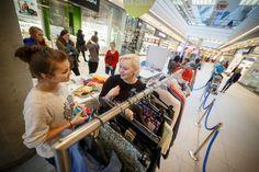Przez cały weekend Gościom Galerii doradzały personal shopperki.