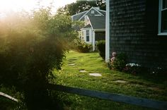 Cape Cod by Brian Ferry and that light is perfectly spot on. Could be our backyard.