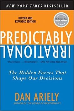 'Predictably Irrational' by Dan Ariely