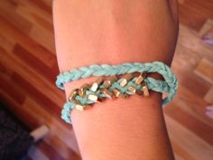 Hex Nut Bracelet DIY