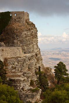 Erice: Castello di Venere   Flickr - Photo Sharing!