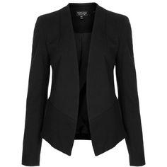 TOPSHOP Tailored Blazer found on Polyvore