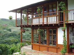 Vacation home. Cali, Colombia