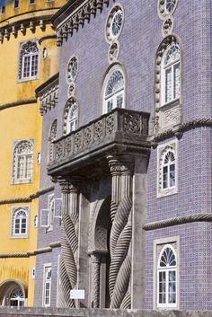 Portugal Sintra- Da Pena Palace