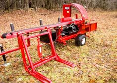 Firewood processor and equipment