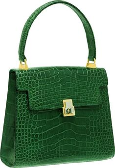 Green alligator handbags for women Kukkarot Ja Käsilaukut c3165c6a47