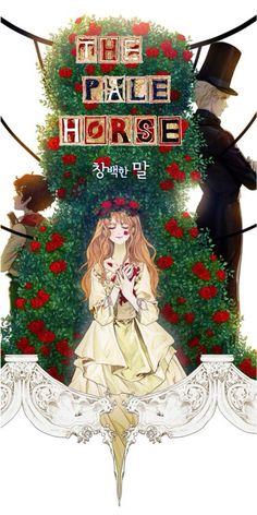 The pale horse-Korean webtoon