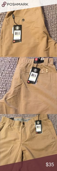 NWT MEN'S UNDER ARMOR SHORTS SIZE 34 NWT MEN'S UNDER ARMOR SHORTS SIZE 34 Under Armour Shorts Hybrids
