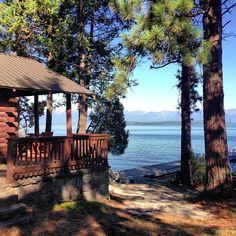 Bohemian Lake Cabin.