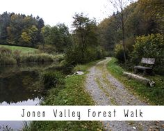 An easy walk through a pretty forested valley near Zurich, suitable for small children and strollers. Wade In The Water, Wood Walkway, Center Park, Trail Signs, Fire Pit Grill, Forest Trail, Bike Path, Picnic Area, Round Trip