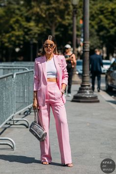 Camila Coelho by STYLEDUMONDE. #streetstyle #suitsforwomen #camilacoelho 1960s Fashion, Fashion 2018, Womens Fashion, Two Pieces, Clothes For Women, Clothing, Pants, Dresses, Style