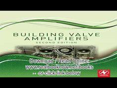 Books of Building Valve Amplifiers Second Edition - Tronnixx in Stock - http://www.amazon.com/dp/B015MQEF2K - http://audio.tronnixx.com/uncategorized/books-of-building-valve-amplifiers-second-edition/