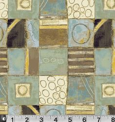 Fabric Corner:  Awesome new fabric line from P & B Textiles.