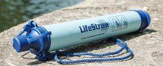 Персональный фильтр для очистки воды LifeStraw Personal от Vestergaard Frandsen