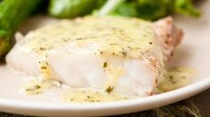 A special grouper for your family dinner, with a touch of garlic and fresh basil, in a cream sauce. Blogger Angie McGowan of  Eclectic Recipes shares a favorite recipe.