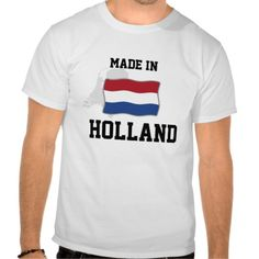 Made in Holland T Shirt