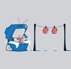La televisión nos lava el cerebro o.o