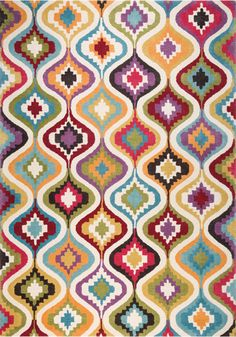 Huge selection of quality rugs, from modern to classical and children's rugs, . Tile Patterns, Fabric Patterns, Childrens Rugs, Clearance Rugs, Bead Crochet Rope, Modern Area Rugs, Hand Tufted Rugs, India, Modern Carpet